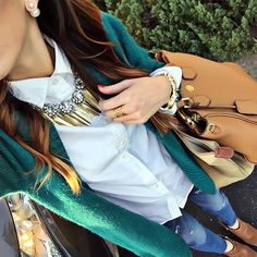 IG: @Alyson_Haley   Click through to shop this look or go here: www.liketk.it/NWQ0