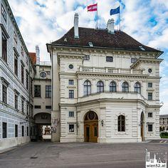 Österreichische Präsidentschaftskanzlei @Leopoldinischer Trakt der Wiener Hofburg - 2016 Woche 20