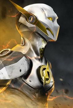 Godspeed by Bosslogic. This looks like Miller's Flash suit, I like it. Having Godspeed in the film could be cool.