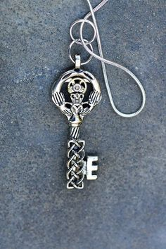 Claddagh Key