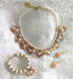 Necklace - Collar  Ianka by Giancarlo Miranda https://www.facebook.com/ianka