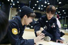 jisung & seungmin // stray kids