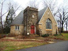Sweet old Chapel...