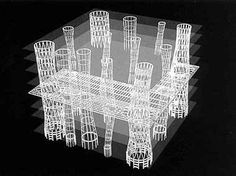 Mediateca de Sendai a project by Toyo Ito