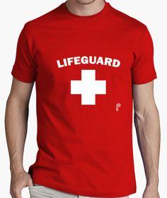 Camiseta Lifeguard  https://www.facebook.com/Paker-673305802873260/