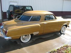 1951 Studebaker | 1951 Studebaker Starlight Coupe Bullet Nose for sale