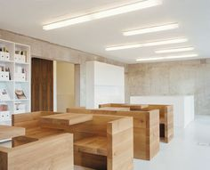 Benches | Seating | HP01 TAFEL | e15 | Hans de Pelsmacker. Check it out on Architonic
