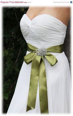 Mardi Gras Wedding Dress Sashes