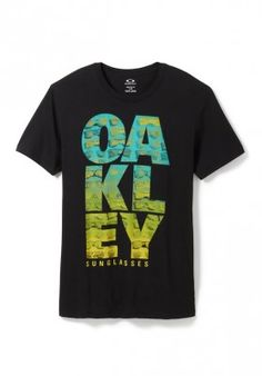 9c6e567053 Camiseta Oakley Men s Oakley Sunglasses Tee Jet Black 453593-01K  Camiseta  Oakley  Camisetas