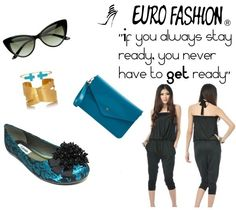 #OutFit #Flats #Fashion #Turquoise