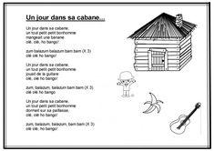 Un jour dans sa cabane French Poems, Montessori, French Language, Activities For Kids, Joy, Messages, School, Camps, Google