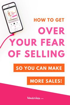Is your fear of selling holding you back from making sales and growing your business? Well fear NO MORE because this episode was made for YOU! It's easier than you think to get out of your own way & really make a profit doing something you LOVE! Small Business Marketing, Internet Marketing, Business Tips, Online Business, Successful Business, Sales Strategy, Digital Marketing Strategy, Media Marketing, Sales Process