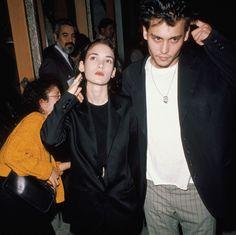 Winona Ryder & Johnny Depp