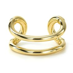 Rank & Style Top Ten Lists | Giles & Brother Cortina #Cuff #jewelry #accessories #bracelets #bangles #cuffs #style #fashion #topten