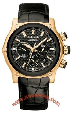 Ebel Watches Men's | Ebel 1911 BTR Chronograph Calibre 137 Mens Watch 1215789 ,Mens,Ebel