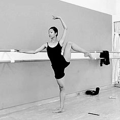 GIF....Zhao Wan Ting, San Francisco Ballet corps...amazing
