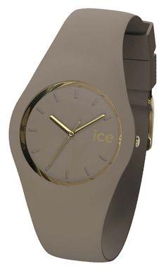 Herren Armbanduhr Ice Watch Ice-Glam Carribou - Small ICE.GL.CAR.S.S.14. Hochwertiges graubraunes Silikonarmband. Kratzfestes Mineralglas. Präzises Quarz Uhrwerk. Versandkostenfrei, 100 Tage Rückgabe, Tiefpreisgarantie, nur 89,00 EUR bei Uhren4You.de bestellen!
