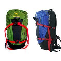 Arcteryx Unisex Waterproof Ripstop 28L Hiking Backpack 5 Colours Avail - FixShippingFee- - TopBuy.com.au