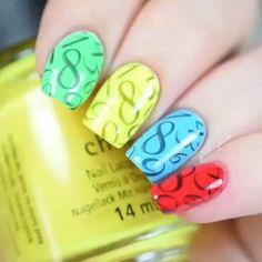 hipgirlclipsNail DIY tutorial. ahlamalnajdi Amazing nails by: @just.mynails #nailideas #nail #nailart #nailpolish #nailhowto #nailtutorial #nailartdesign #pretty #tutorial #tutorials #instructions #instruction #nailswag #nailartjunkie #cool #polish #nailvideos #nailartvideos #nailsart #nailpictorial #nailarts #cutepolish #nailartwow #nailartaddict #tutoriales #diyfashion #diynails #manicure #stepbystep #pictorial