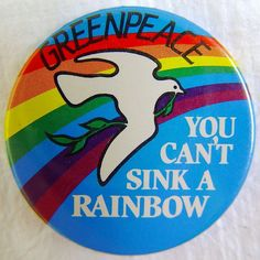 You can't sink a Rainbow.
