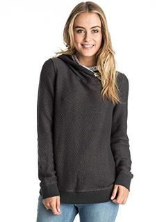 5bc06802c Roxy Junior's Wildfire Fleece Hoodie, Charcoal, Medium. Stylish Women's  Fashion · Fashion Hoodies and Sweatshirts