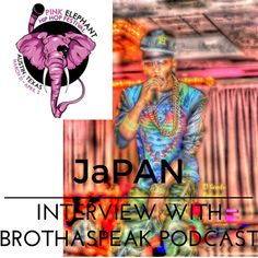 Watch out Hip Hop cause here we come! The Pink Elephant LGBT Hip Hop Festival is coming strong and taking no shorts, but is the industry ready for openly gay hip hop artist? On this episode, we speak to JaPan, the creator of the festival. Hip Hop Festival, Hip Hop Artists, Pink Elephant, Lgbt, Interview, Japan, Movie Posters, Strong, Shorts
