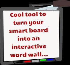 Bazinga an interactive review game for any subject smart board cool tool to turn your smart board into an interactive word wall urtaz Choice Image