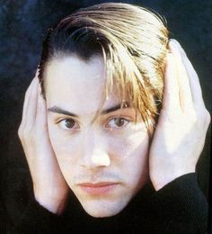 Keanu Reeves ;) ....just a beautiful man inside and out .