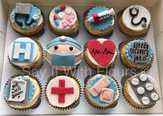 Great idea for doctors day or nurses day!
