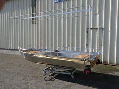 barque type 3600 g avec option peche
