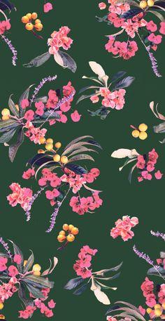 Loquat Floral_Tile_EVERGREEN large.png