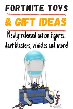 Fortnite toys and gift ideas. Newly-released action figures, dart blasters, toy vehicles and more! These are great for gamers who love to play Fortnite. Not only as Christmas presents but for birthdays, too! Gifts For Teen Boys, Teen Girl Gifts, Birthday Gifts For Teens, Boy Gifts, Teen Birthday, Gift Baskets For Men, Themed Gift Baskets, Raffle Baskets, Toddler Stocking Stuffers