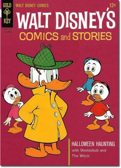 'Hey Unca Donald, how much did that mask cost?' 'Oh, I just put it on my bill.' (Walt Disney's Comics and Stories #291)