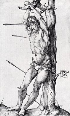 Find the latest shows, biography, and artworks for sale by Albrecht Dürer. Considered one of the foremost artists of the Renaissance period, Albrecht Dürer's… San Sebastian Martir, Albrecht Dürer, Landsknecht, Italian Artist, Art Graphique, Old Master, Renaissance Art, Ex Libris, Les Oeuvres