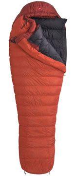 Cheat sheet, for selecting #Marmot down sleeping bags