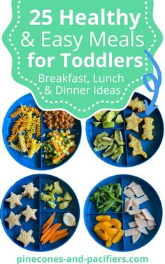 Easy Toddler Lunches, Healthy Toddler Meals, Toddler Food, Kids Meals, Baby Led Weaning Breakfast, Baby Breakfast, Meal Ideas, Dinner Ideas, Toddler School