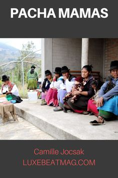 This Community of Angla Parish San Pablo, Canton Otavalo province Imbabura (yes, quite the mouthful) is home to some incredible women. Going against tradition, these women took a stand and formed an alliance that allowed them to practice the ways of their past.