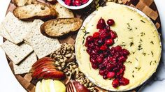 Herbed Baked Brie Recipe | Bon Appetit