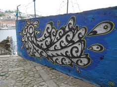Hazul, Porto, Street art, https://benedicte59.wordpress.com/2015/05/18/street-art-em-ruas-portuguesas/