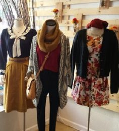 Fall Fashions Sacramento Boutiques   Girls on the Grid