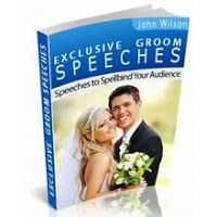 Grooms Speech Format Guide                                          http://www.weddingspeechesforall.com/