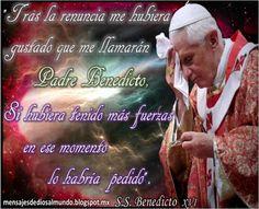 Mensajes De Dios Al Mundo: DEJAN LA FE CATÓLICA PARA MANTENER A UN HEREJE – Y...