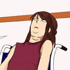 Fans of comics, manga and light novels will love webtoons. Meme Faces, Funny Faces, I Love Yoo Webtoon, Anime Meme Face, Fan Art Anime, Anime Expressions, Poses References, Webtoon Comics, Funny Anime Pics