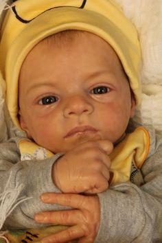 Amazing Reborn Newborn ROMEO by NATALI BLICK *BEAUTIFUL!!** | eBay