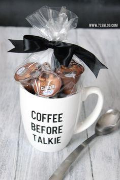 Coffee Lovers Gift Idea - #IDelight #ad