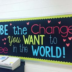 So excited to spruce up one of the bulletin boards in our school's workroom. I love my school family and am blessed to work with some of my best friends. This is the least I can do to spread some #backtoschool cheer with some incredible teachers and staff. This product will be available soon in KinderKids TPT store. ❤️