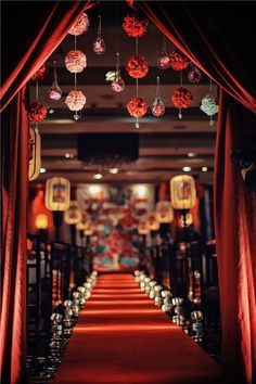 Color Inspiration 2: Chinese Style Wedding , Chinese Red @CultureInCart