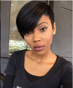 Today we have the most stylish 86 Cute Short Pixie Haircuts. Pixie haircut, of course, offers a lot of options for the hair of the ladies'… Continue Reading → Short Pixie Haircuts, Pixie Hairstyles, Weave Hairstyles, Pretty Hairstyles, Relaxed Hairstyles, Fashion Hairstyles, Medium Hairstyles, Black Hairstyles, Latest Hairstyles