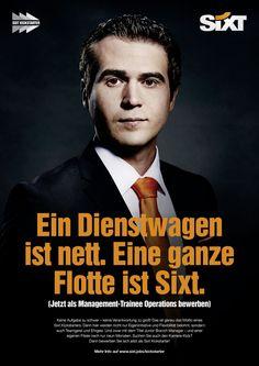 Sixt Trainee Recruiting_Layout_Anzeigen_160615_A4_5