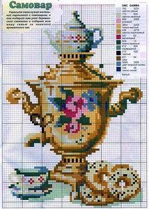 Photo from album on Yandex. Needlepoint Patterns, Cross Stitch Patterns, Cross Stitch Kitchen, Angel Art, Cross Stitching, Blackwork, Hand Embroidery, Needlework, Album